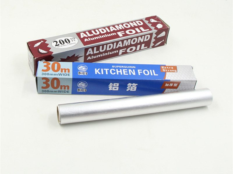 200sqft aluminium foil roll