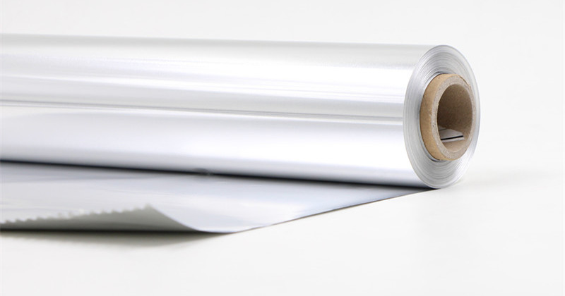 one pcs of aluminium oil roll without packaging