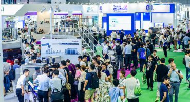 Pictures of the ProPak exhibition site
