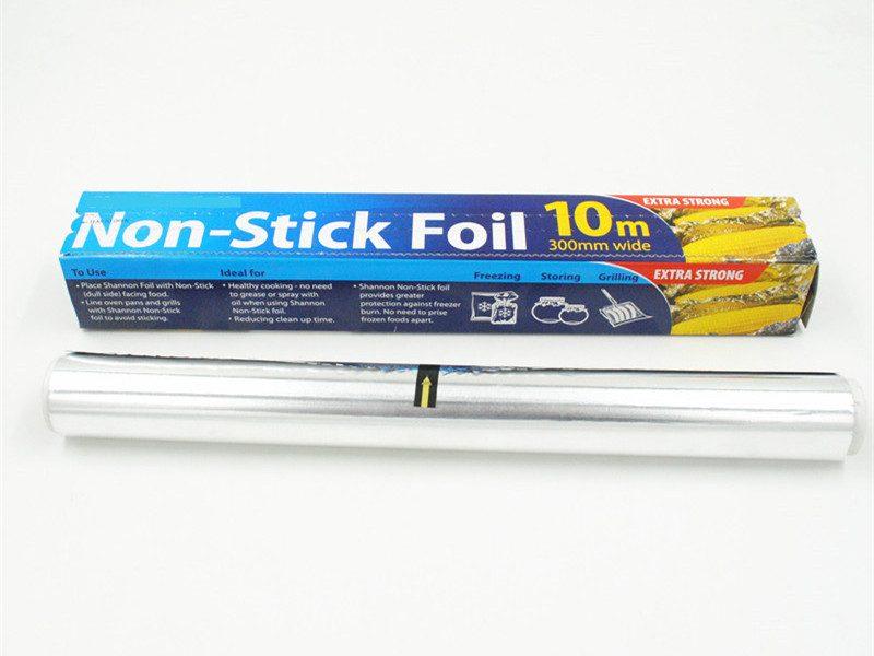 aluminium foil paper roll