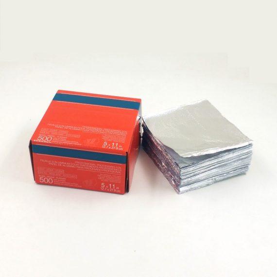 pop up hair dye foil sheets 001