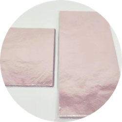 non stick coating hair foil sheets for easy access