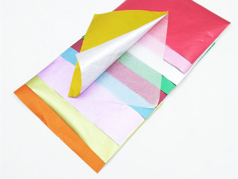 paper composite foil for chocolate wrapping 2