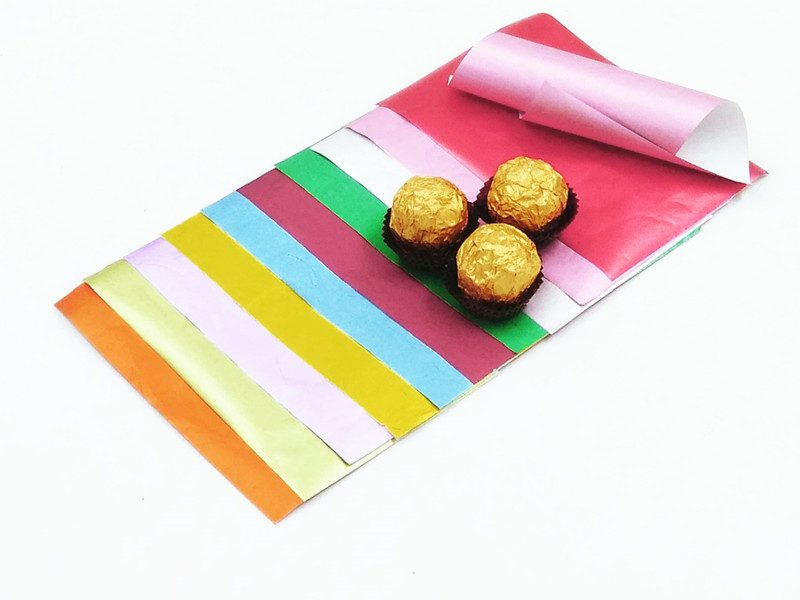 paper composite foil for chocolate wrapping 3