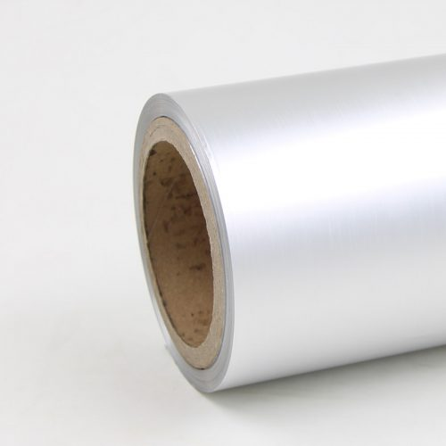 Unprinted blister packing foil 2