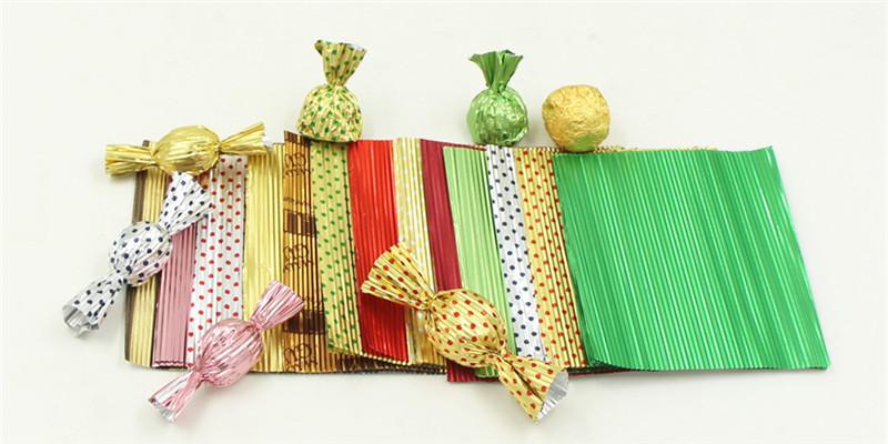 chocolate foil 0010